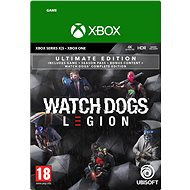Watch Dogs Legion Ultimate Edition - Xbox Digital - Console Game