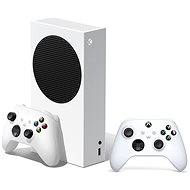 Xbox Series S + 2x Xbox Wireless Controller - Game Console