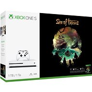 Xbox One S 1TB + Sea of Thieves - Game Console