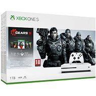 Xbox One S 1TB + Gears 5 - Game Console