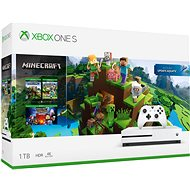 Xbox One S 1TB Minecraft - Game Console
