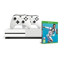 Xbox One S 1TB + Extra Wireless Controller + FIFA 19 - Game Console