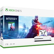 Xbox One S 1TB + Battlefield V - Game Console