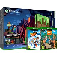 Xbox One S 1TB Children's Pack - Game Console
