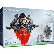 Xbox One X - Gears 5 Ultimate Edition - Game Console