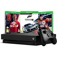 Xbox One X Sports Pack - Game Console