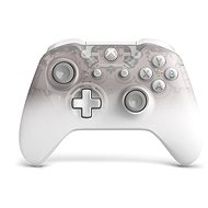 Xbox One Wireless Phantom White Controller - Gamepad