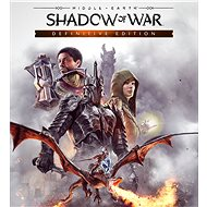 Middle-earth: Shadow of War - Definitive Edition - Xbox One - Console Game