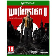 Wolfenstein II: The New Colossus - Xbox One - Console Game