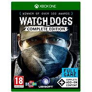 Watch Dogs Complete Edition - Xbox One - Console Game