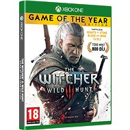 The Witcher 3: Wild Hunt Game of the Year Edition - Xbox One - Console Game