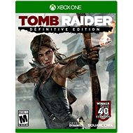 Tomb Raider: Definitive Edition - Xbox One - Console Game