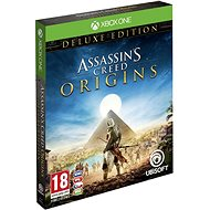 Assassin's Creed Origins Deluxe Edition + Scarf - Xbox One - Console Game