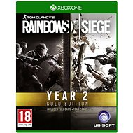Tom Clancy's Rainbow Six: Siege Gold Season 2 - Xbox One - Console Game