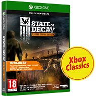 Xbox One - State of Decay: One Year Survival Edition - Console Game
