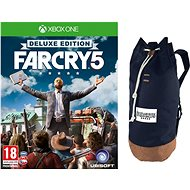 Far Cry 5 Deluxe Edition + Original Backpack - Xbox One - Console Game