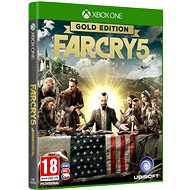 Far Cry 5 Gold Edition - Xbox One - Console Game