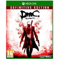 DMC - Devil May Cry Definitive Edition - Xbox One - Console Game