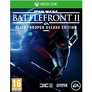 Star Wars Battlefront II: Elite Trooper Deluxe Edition - Xbox One - Console Game