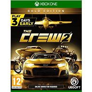 The Crew 2 Gold Edition - Xbox One - Console Game