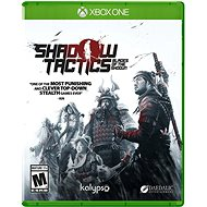 Shadow Tactics: Blades of the Shogun - Xbox One - Console Game