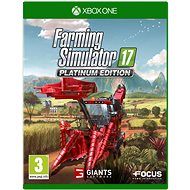 Farming Simulator 17 - Platinum Edition - Xbox One - Console Game