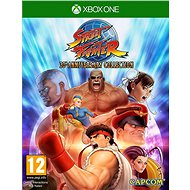 Street Fighter Anniversary Collection - Xbox One - Console Game