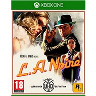 L.A. Noire - Xbox One - Console Game