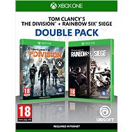 Rainbow Six Siege + The Division DuoPack - Xbox One - Console Game