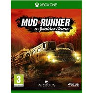 Spintires: MudRunner - Xbox One - Console Game