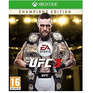 UFC 3 Champions Edition - Xbox One - Console Game