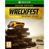 Wreckfest Deluxe Edition - Xbox One - Console Game