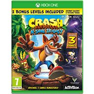 Crash Bandicoot N. Sane Trilogy - Xbox One - Console Game