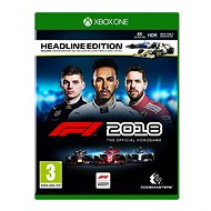 F1 2018 - Xbox One - Console Game
