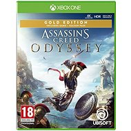 Assassins Creed Odyssey - Gold Edition - Xbox One - Console Game