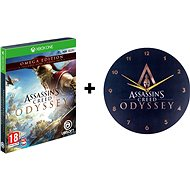 Assassins Creed Odyssey - Omega edition + Clock - Xbox One - Console Game