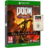 Doom Eternal Deluxe Edition - Xbox One - Console Game