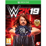 WWE 2K19 - Xbox One - Console Game