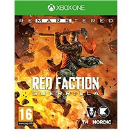 Red Faction Guerrilla Re-Mars-tered Edition - Xbox One - Console Game