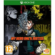 My Hero Ones Justice - Xbox One - Console Game
