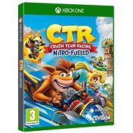 Crash Team Racing Nitro-Fueled - Xbox One - Console Game