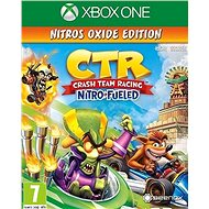 Crash Team Racing Nitro-Fueled - Nitros Oxide Edition - Xbox One - Console Game