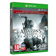 Assassins Creed 3 + Liberation Remaster - Xbox One - Console Game