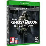 Tom Clancy's Ghost Recon: Breakpoint Ultimate Edition - Xbox One - Console Game