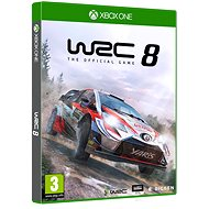 WRC 8 The Official Game - Xbox One - Console Game