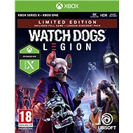Watch Dogs Legion Limited Edition - Xbox One - Console Game