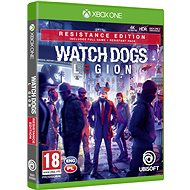 Watch Dogs Legion Resistance Edition - Xbox One - Console Game