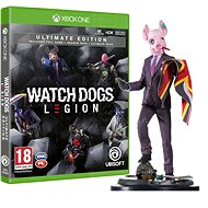 Watch Dogs Legion Ultimate Edition - Xbox One + Resistant of London Figurine - Console Game