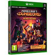 Minecraft Dungeons: Hero Edition - Xbox One - Console Game