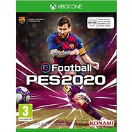 eFootball Pro Evolution Soccer 2020 - Xbox One - Console Game